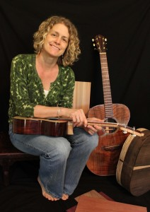 Corrie Woods, Photographer and PR Lichty Guitars