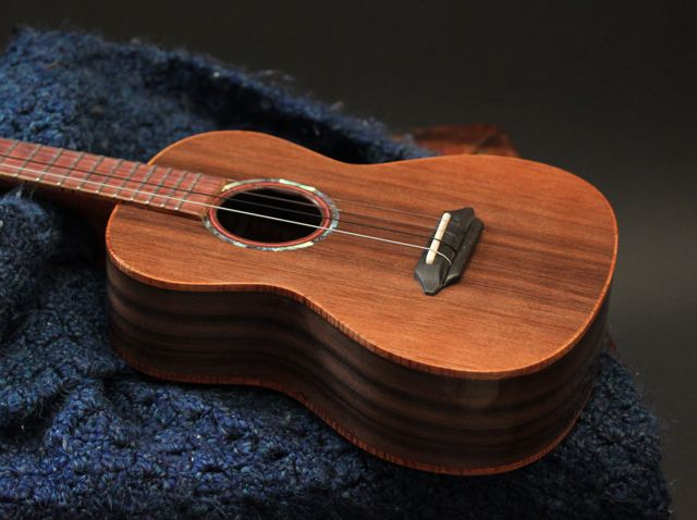 Sinker Redwood Tenor Ukulele