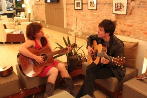 Shovels and Rope, Cary Ann Hearst, Michael Trent, Lichty Guitars