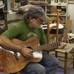 International Guitar Month – Day 15 – Wayne Henderson Honors Us by Playing a Lichty