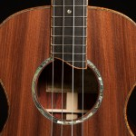 Sinker Redwood top on Lichty Ukulele