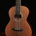 Sinker Redwood top on Tenor Ukulele