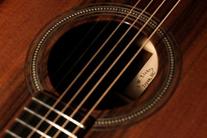 Looking for a custom acoustic guitar?