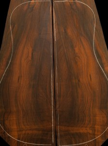 Brazilian Rosewood Guitar Sets