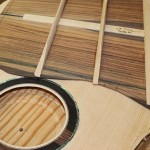 Brazilian Rosewood Dreadnought Guitar Well Underway