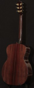 Custom Indian Rosewood OM Guitar, Lichty Guitars