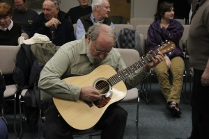 Meet the Luthier Event, Isothermal Community College