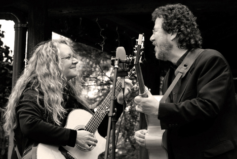 Al and Amy Petteway - photo courtesy of their website