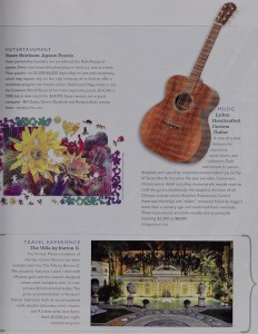 Reside Magazine Features Lichty Guitars