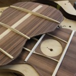 Next Custom Ukulele – Pau Ferro and Sinker Redwood Dance Beautifully!