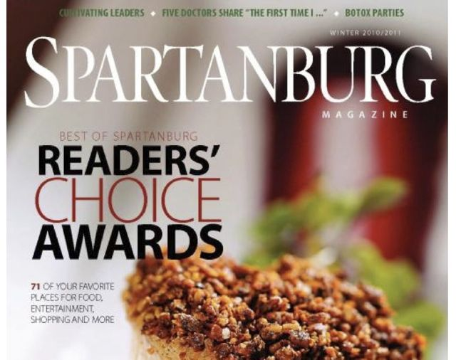 Spartanburg Magazine
