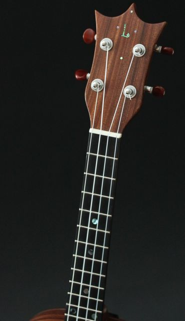 Pau Ferro Sinker Redwood Custom Tenor Ukulele