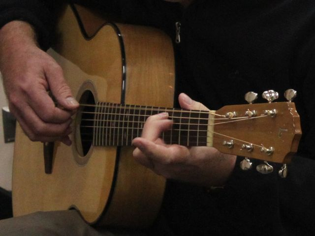 Meet the Luthier Event,