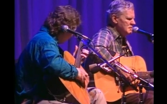 Jack Lawrence, Doc Watson and David Grisman