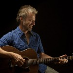 Randall Bramblett and his Lichty Guitar
