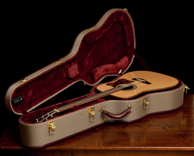 Unique Acoustic Guitar Cases : ameritage cases custom guitar options lichty guitars ~ Russianpoet.info Haus und Dekorationen