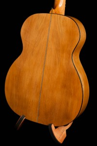 Handmade Acoustic Guitar, Ancient Kauri OM Guitar