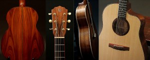 Handmade Acoustic Guitars, Lichty Guitars