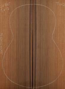 Sinker Redwood Ukulele set, tenor