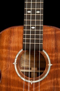 Ukulele rosette