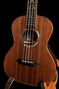 Handmade Ukulele Sale, Indian Rosewood Tenor Ukulele