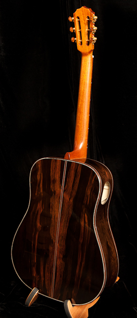 Custom Acoustic Guitar, Brazilian Rosewood Guitar, G42-6-2