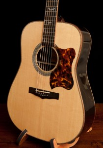 Custom Acoustic Guitar, Brazilian Rosewood Dreadnought