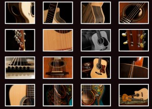 Custom Guitar Photo Gallery