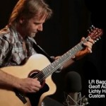 LR Baggs Blues with Geoff Achison