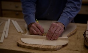 Construction of a Brazilian Rosewood Guitar