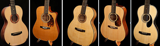 Custom Handmade Acoustic Guitars, Lichty Guitars