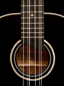 Custom Six String Tenor Ukulele rosette