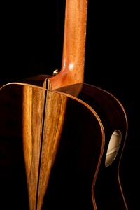 Handmade Brazilian Rosewood Guitar