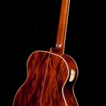 Mahogany Guitar with Sunburst,