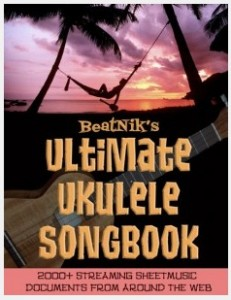 Ukulele Gift Idea, Ultimate Ukulele Songbook