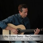 Crossover Guitar Demo Video
