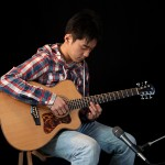 Custom Handmade Acoustic Guitar for Shohei Toyoda