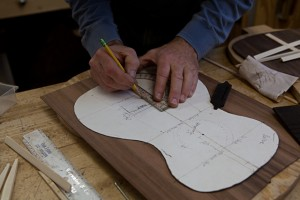 Custom Ukulele Construction