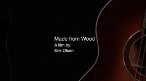 Made from Wood, the Art of Acoustic Guitar Building