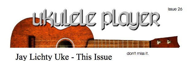Ukulele Player Magazine