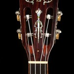 Custom Indian Rosewood Ukulele