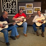 Acoustic Guitar Building Workshop Participants