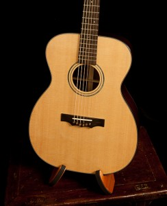 David Lanik's guitar