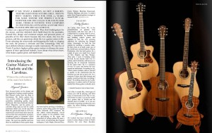 Queen City Exclusive Luthier Article