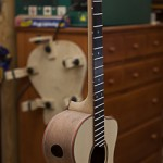 Custom Granadillo Tenor Ukulele Construction