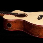 Custom Ukulele, Granadillo Baritone