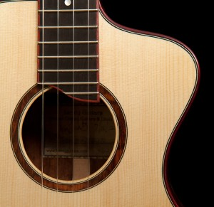 Cutaway Ukulele