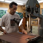 Randall Bramblett Custom Guitar construction