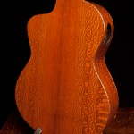Lacewood Crossover Guitar