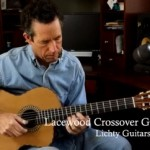 Lacewood Crossover Guitar Demo